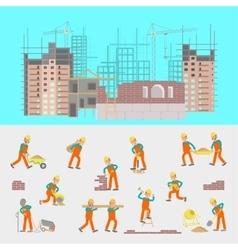 Construction vector