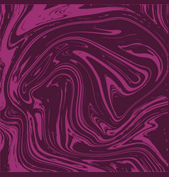 Marble ink colorful texture marbling stone vector