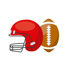 American football sport vector