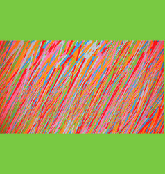 Colorful stripes bg vector