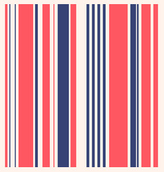 Abstract seamless pattern vertical stripes vector