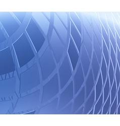 blue web background vector image