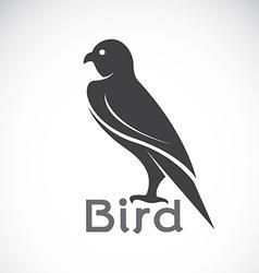 image of an bird design vector image