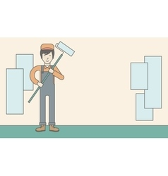 Window-cleaner vector