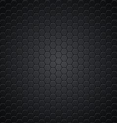 Carbon metallic seamless texture vector image