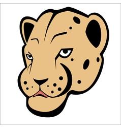 Nice leo sign vector image