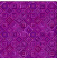 purple seamless abstract diagonal square mosaic vector image