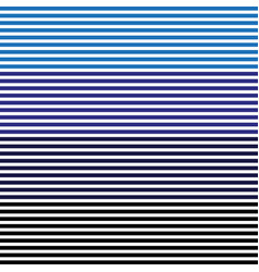 blue stripes pattern vector image