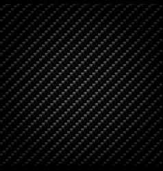 Carbon fiber dark industrial background vector