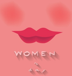 Women day vector