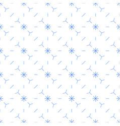 seamless pattern geometric background vector image