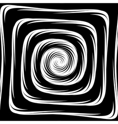 Design whirlpool movement background vector