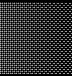 pattern of metal grid seamless background vector image