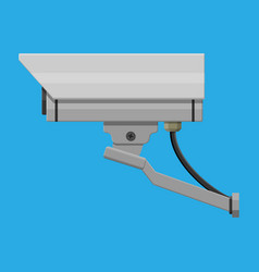 Security camera surveillance remote camera vector