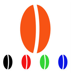 Wheet seed icon vector
