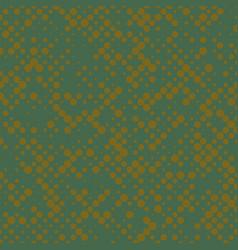 random halftone circle pattern background vector image