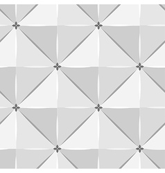 pattern classic grey vector image vector image