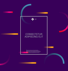 abstract minimal background vector image
