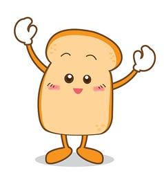 Bread 05 vector image