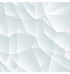Light gray seamless abstract geometric background vector image