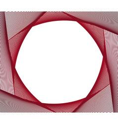 ornamental decorative vector image