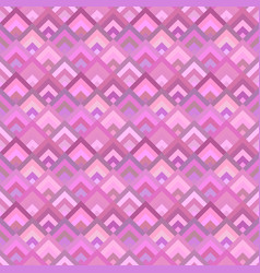 pink abstract seamless diagonal square pattern vector image
