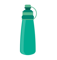 Thermo bottle symbol vector