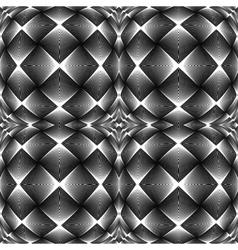 Design monochrome decorative background vector