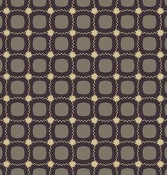 The pattern of abstract lattices vector image