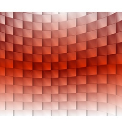 Colorful square ligh vector image