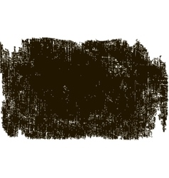 old black background spot vector image