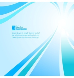 Straight lines abstract vector image
