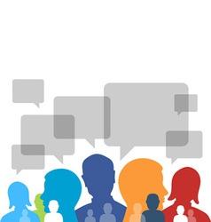 Communication Symbol vector image