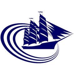 Sailing ship 14 vector image