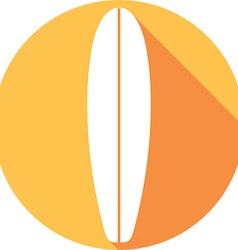 Surfboard Icon vector