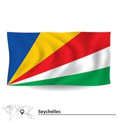 Flag of Seychelles vector