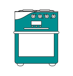 household appliances design vector image