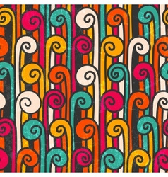 Seamless colorful abstract background vector image