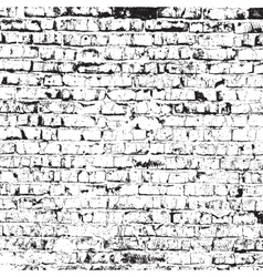 Brickwall old vector