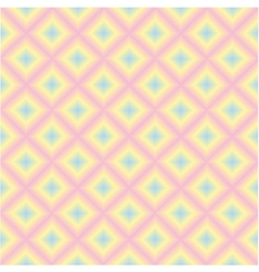 Retro pattern of geometric shapes eps-10 vector image vector image