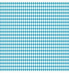 Oktoberfest blue seamless background vector image