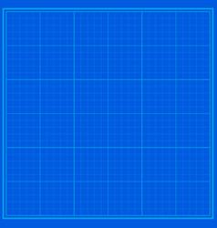 Blueprint background tech vector