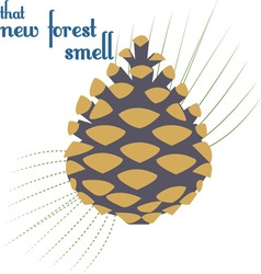 New Forest Smell vector