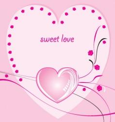 valentines bgr 1 vector image