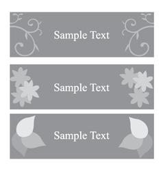 leaf2-eps10 vector image vector image