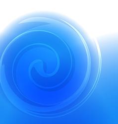 Background abstract vortex vector