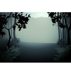 Dark Forest vector