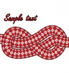 Eight knot vector