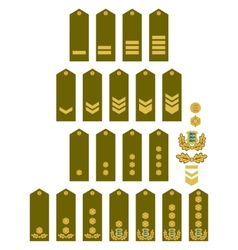 Armed Forces insignia Estonia vector