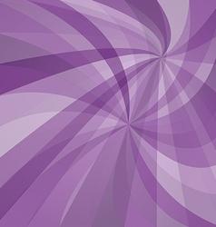 Purple double spiral design background vector